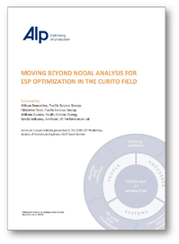 2015 09 SPE-GCS ESP Moving Beyond Nodal Analysis for ESP Optimization in the Curito Field